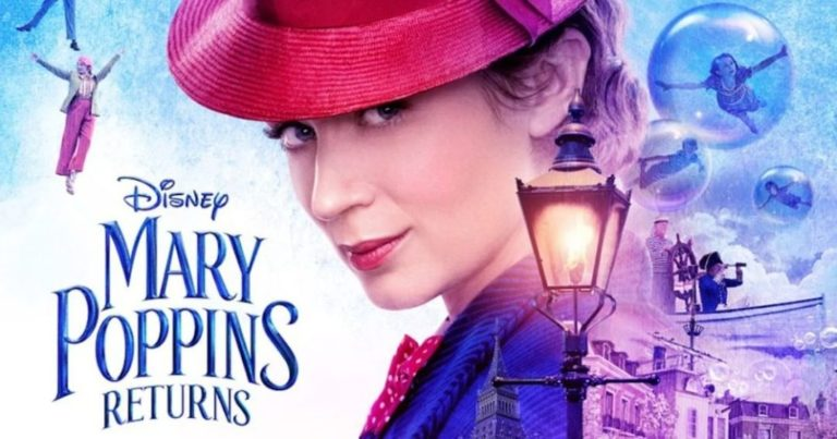 Recenzija: Mary Poppins Returns (2018)