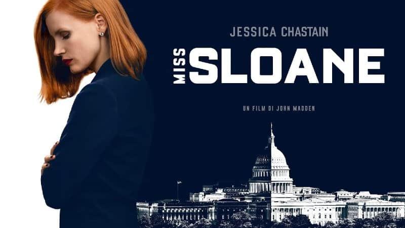Miss Sloane (2016)