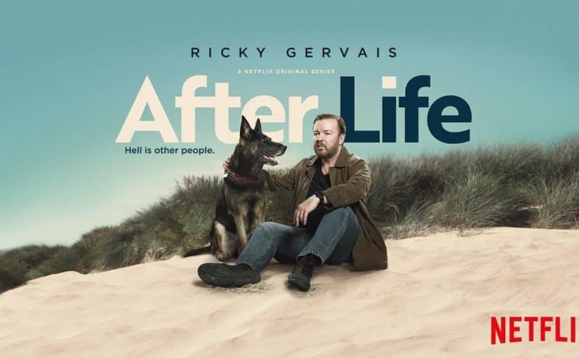 Recenzija: After Life (2019-)