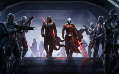 'Star Wars: Knights of the Old Republic' trilogija navodno u razvoju