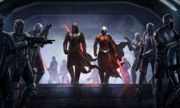 'Star Wars: Knights of the Old Republic' trilogija navodno u razvoju