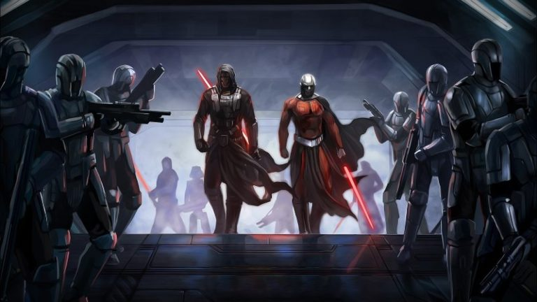 Knights of the Old Republic projekt službeno u razvoju