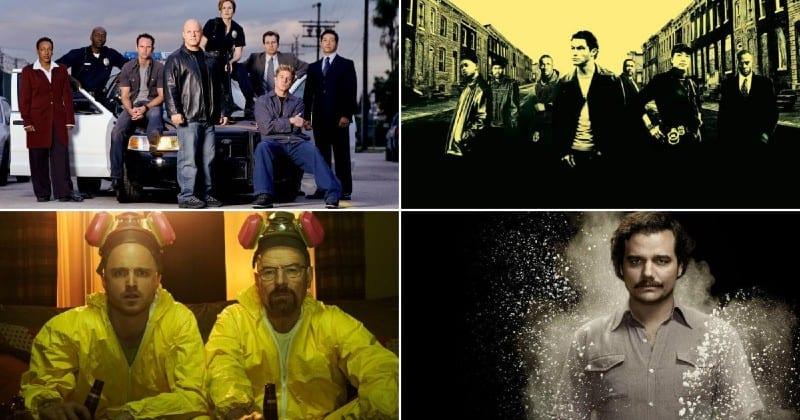10 Najboljih Gangsterskih Serija