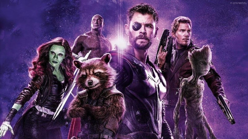 Kako Avengers: Endgame priprema Guardians of the Galaxy Vol. 3