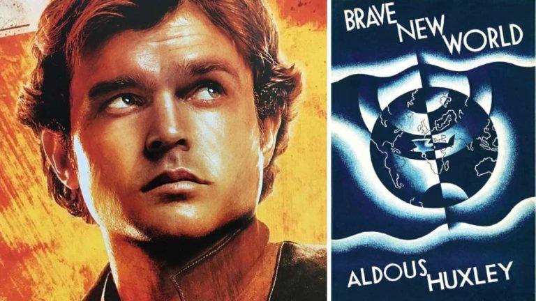Brave New World TV serija izabrala Solo zvijezdu Alden Ehrenreich
