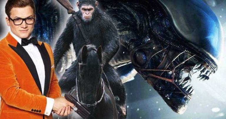 Disney planira nastaviti 'Alien' & 'Planet Of The Apes' franšize