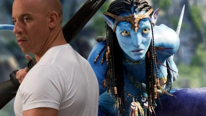 Vin Diesel se pridružuje 'Avatar' nastavcima