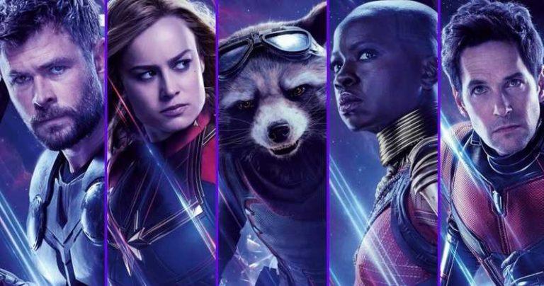 12 Novih Avengers: Endgame postera likova