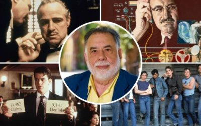 10 Najboljih filmova Francis Ford Coppola