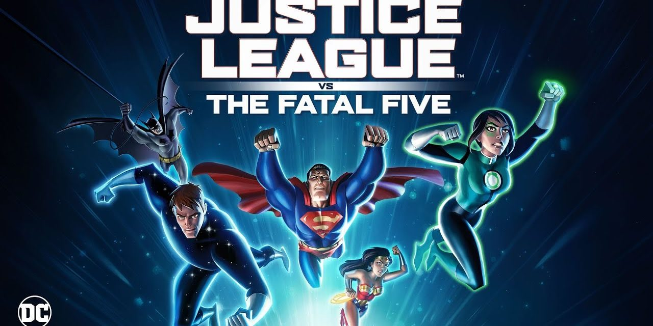 Recenzija: Justice League vs The Fatal Five (2019)