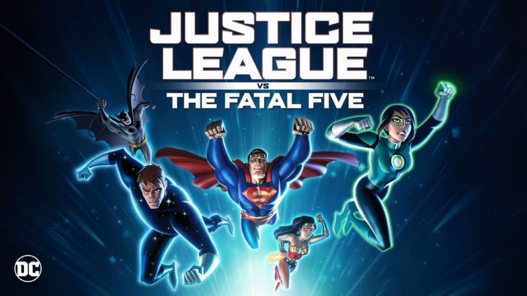Recenzija: Justice League vs The Fatal Five (2019)