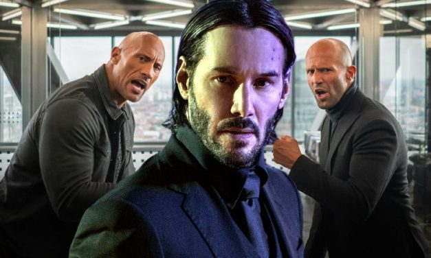 Keanu Reeves ima ključnu ulogu u Hobbs & Shaw?
