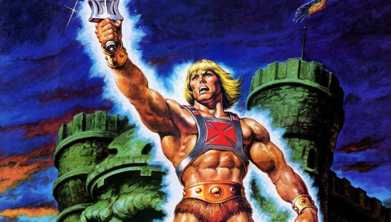 Masters of the Universe live-action film ide na Netflix