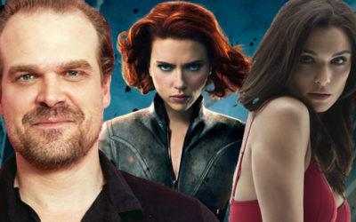 David Harbour se pridružio Black Widow filmu; Rachel Weisz u pregovorima