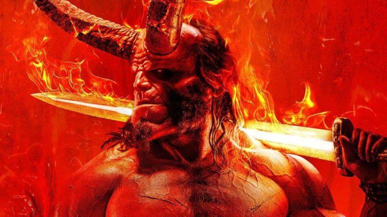 Recenzija: Hellboy (2019)