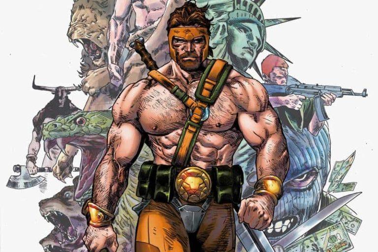 Glasine: Hercules predvodi Marvelov 'The Eternals' film