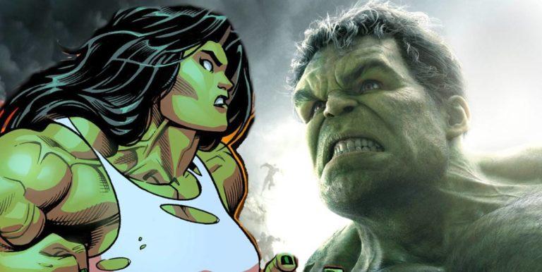 Marvel razvija Hulk/She-Hulk TV seriju