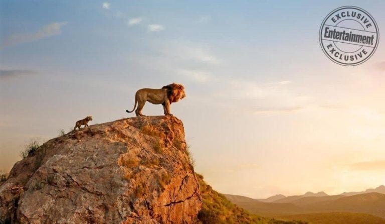 Disney objavljuje zapanjujuće nove fotografije iz Kralja Lavova (The Lion King)