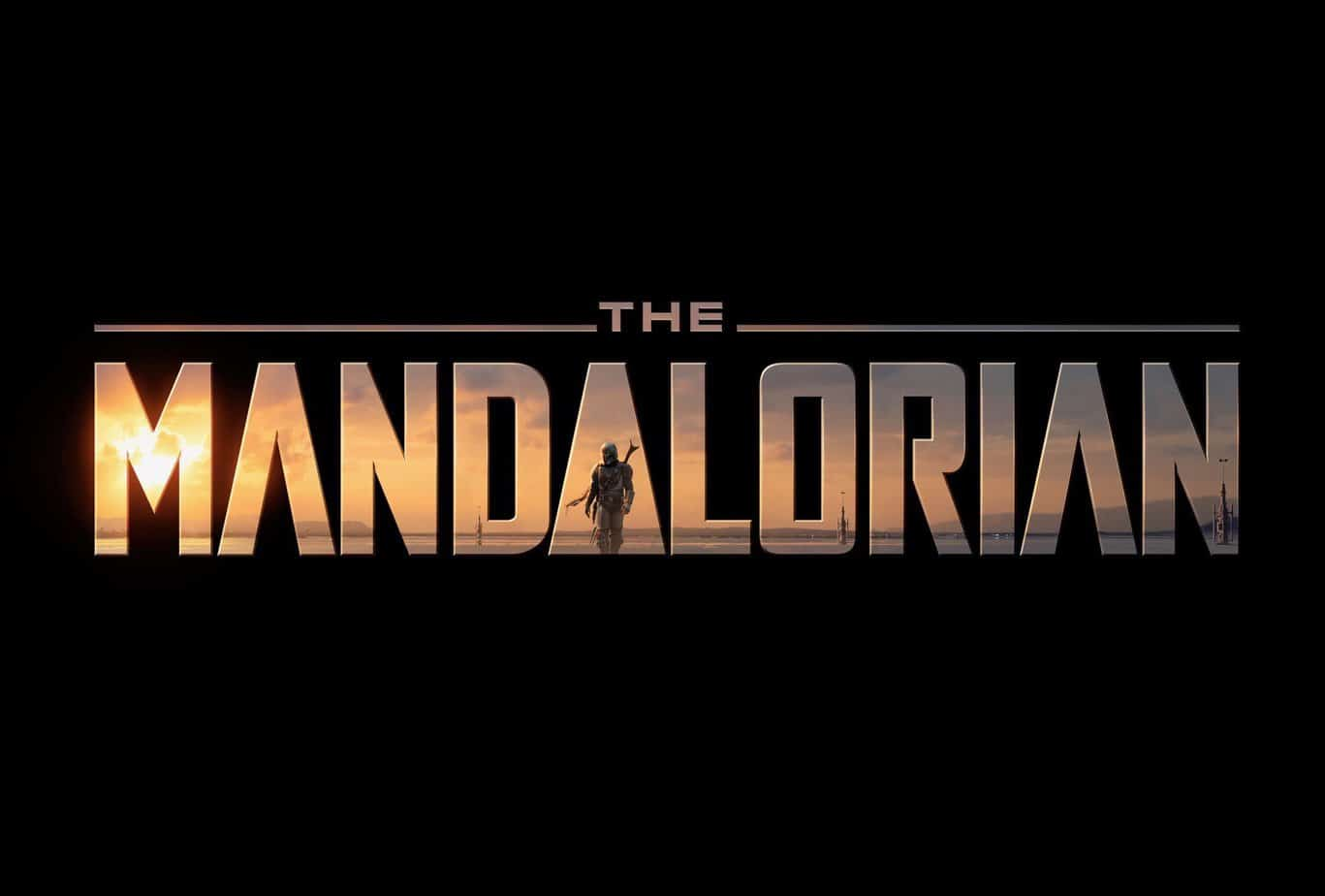 The Mandalorian Poster - Star Wars Celebration - Logo
