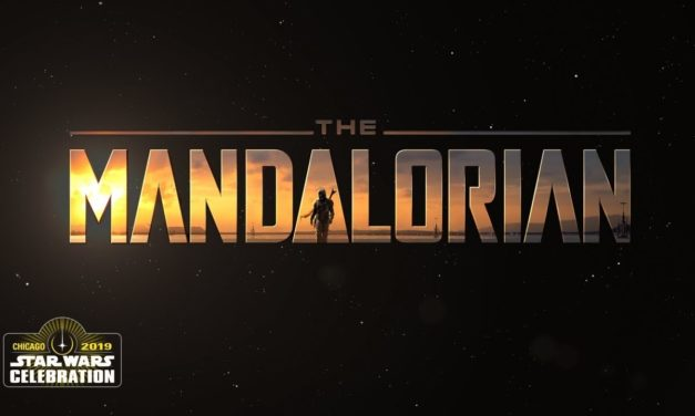Trailer: The Mandalorain (2019-)