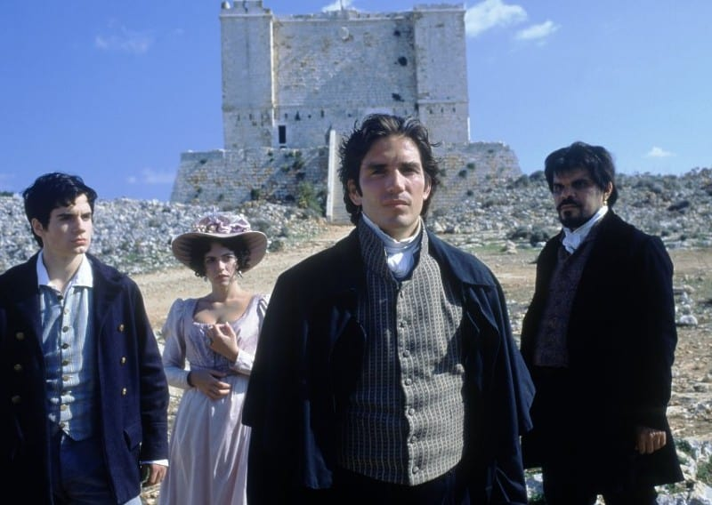 The Count of Monte Cristo (2002)
