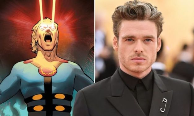 Marvelovi The Eternals su navodno izabrali Richarda Maddena kao Ikarisa