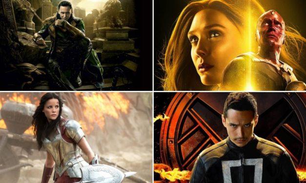 Sve nadolazeće Marvel TV serije