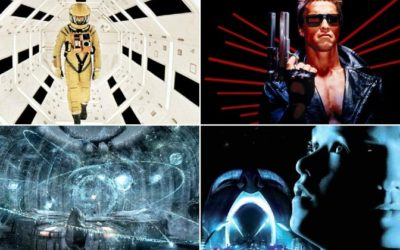 Najboljih SF filmova s robotima