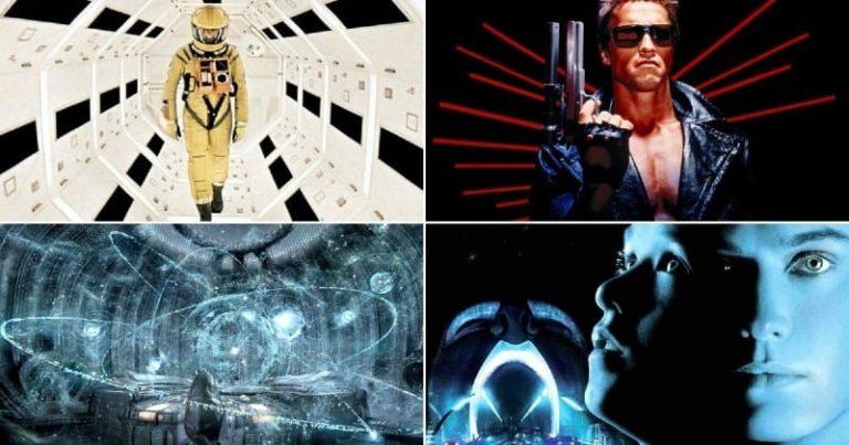 Najbolji SF filmovi s robotima