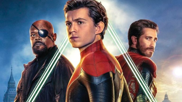 Recenzija: Spider-Man: Far From Home (Spider-Man: Daleko od kuće, 2019)