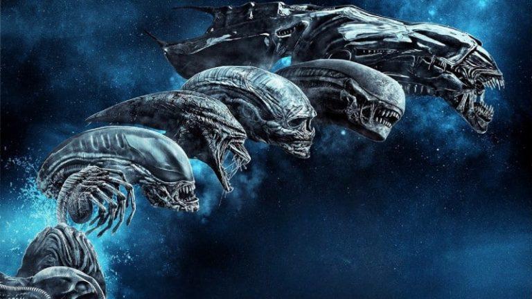 Alien 40ta godišnjica [šest kratkih filmova]