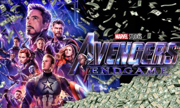 Avengers Endgame prešao dvije milijarde dolara zarade!