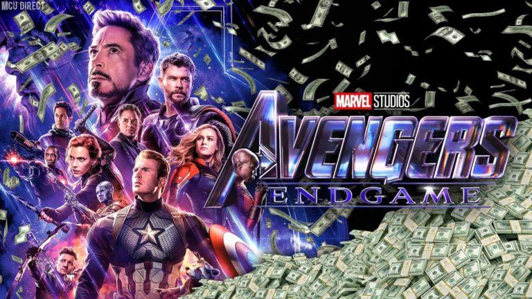 Avengers: Endgame je zaradio gotovo $900 milijuna profita za Disney
