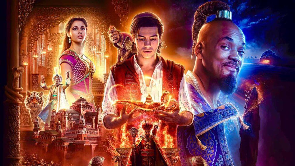 Recenzija: Aladdin (2019)