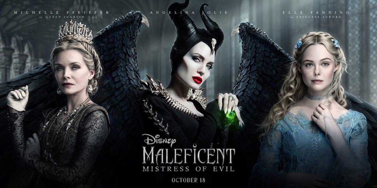 Maleficent: Mistress of Evil – Posteri likova