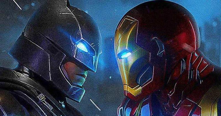 Batman Vs. Iron Man vrlo dobar fanovski video