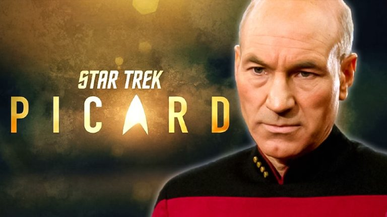 Trailer: Star Trek: Picard (2019-)