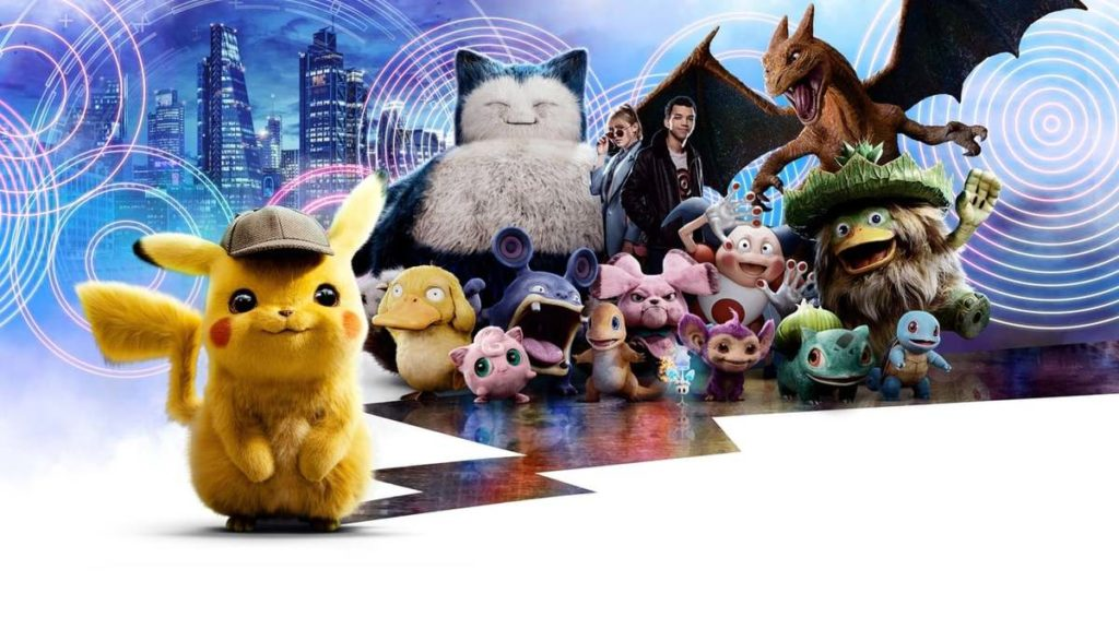 Recenzija: Pokémon Detective Pikachu (2019)