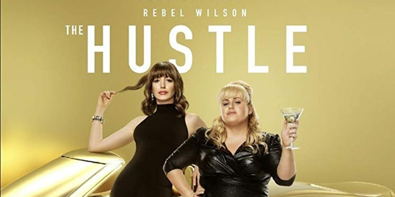 Recenzija: The Hustle (2019)