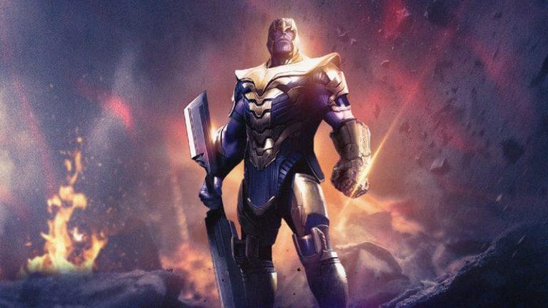 Thanos gotovo imao potpuno drugačije oružje i oklop u Avengers: Endgame (slike)