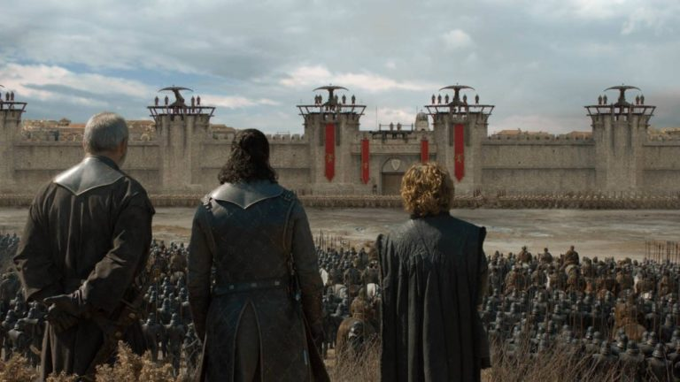 Game of Thrones sezone 8 epizoda 5 nove slike [9 komada]
