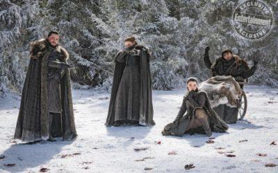 Game of Thrones – 14 nikada viđenih slika