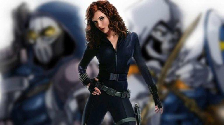 Marvel otkrio prvi službeni pogled na Taskmastera u Black Widow filmu