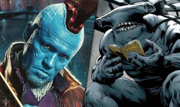 James Gunnov 'The Suicide Squad' dodaje Michael Rookera kao King Shark