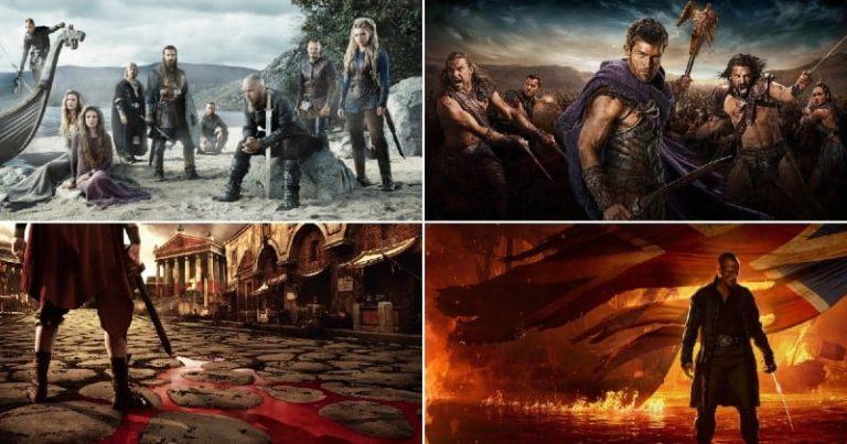 15 Najboljih serija poput Game of Thrones