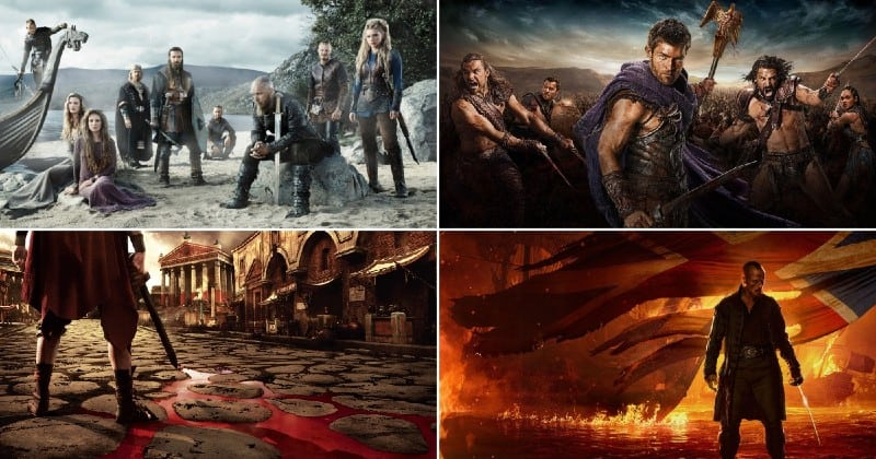 15 Najboljih serija poput Game of Thrones