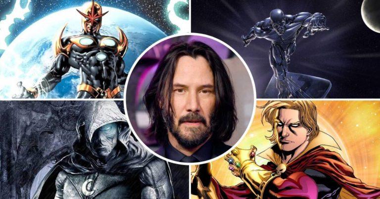 12 likova koje bi Keanu Reeves mogao glumiti u Marvelovom Filmskom Svemiru