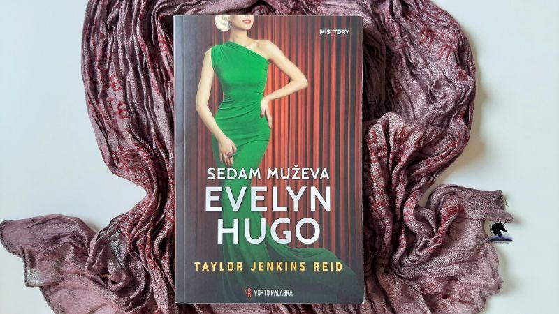 Recenzija knjige: Sedam muževa Evelyn Hugo