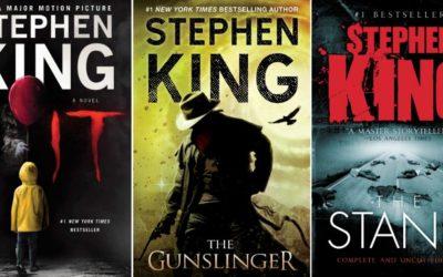 12 Najboljih knjiga Stephena Kinga