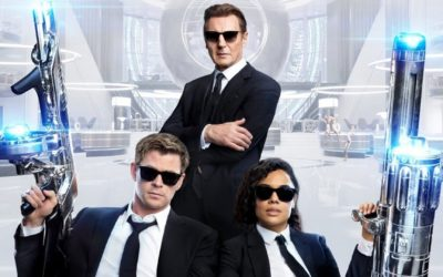 Recenzija: Men in Black: International (2019)